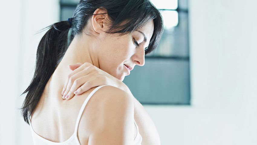 Auto Accident Injury Peoria | Shoulder & Upper Back Pain